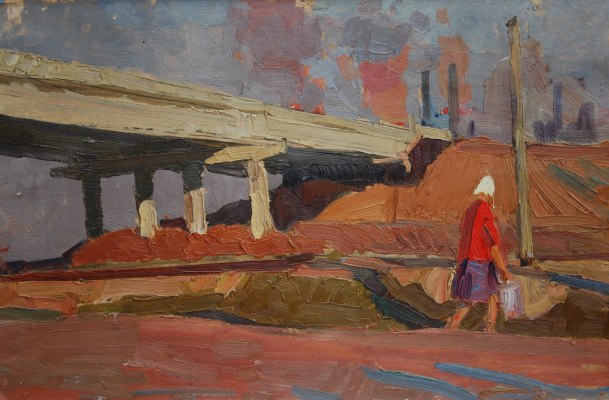 Lel Nikolaevich Kuzminkov. Bridge