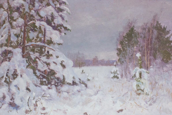 Igor Igorevich Krieger. Zimushka – winter