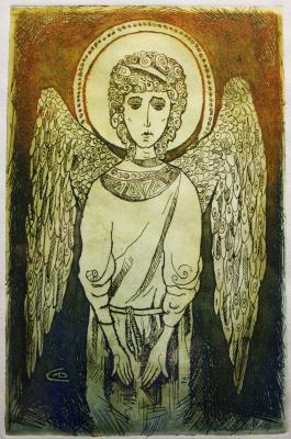 Александр Свистунов. Ангел
