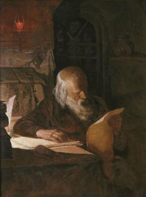 Alexander Nikonorovich Novoskoltsev. Chronicler. 1887