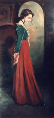 Майлз Уильямс Матис. Зеркало
