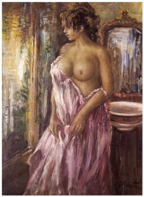 Антонио Реверте. Красотка в розовом