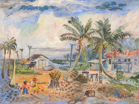 David Davidovich Burliuk. FL
