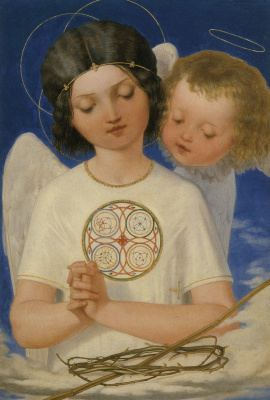 Ford Madox Brown. Watch Seraphim