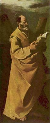 Франсиско де Сурбаран. Св. Андрей