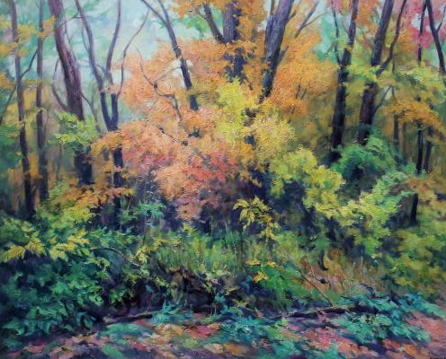 Александр Владимирович Кусенко. Colors of autumn