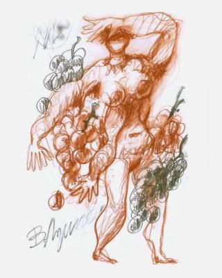 Владимир Сергеевич Лукьянов. «Mythological ingenia», лист 08