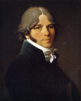 Jean Auguste Dominique Ingres. Jean-Marie-Joseph Ingres