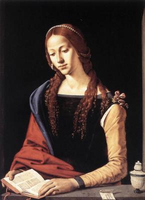 Пьеро ди Козимо. Святая Мария Магдалина