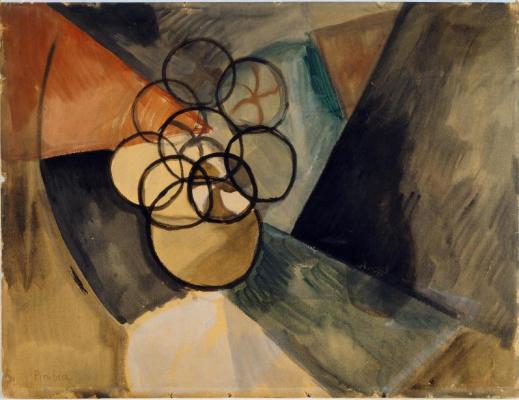 Francis Picabia. CAOUTCHOUC