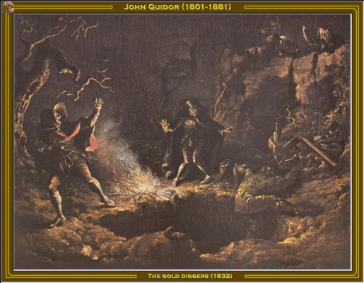 Джон Куидор. Золотоискатели