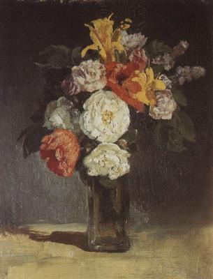 Victor Mikhailovich Vasnetsov. Bouquet. Abramtsevo