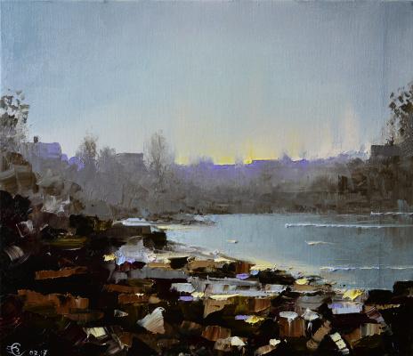 Vadim Anatolyevich Stolyarov. Meeting the sun