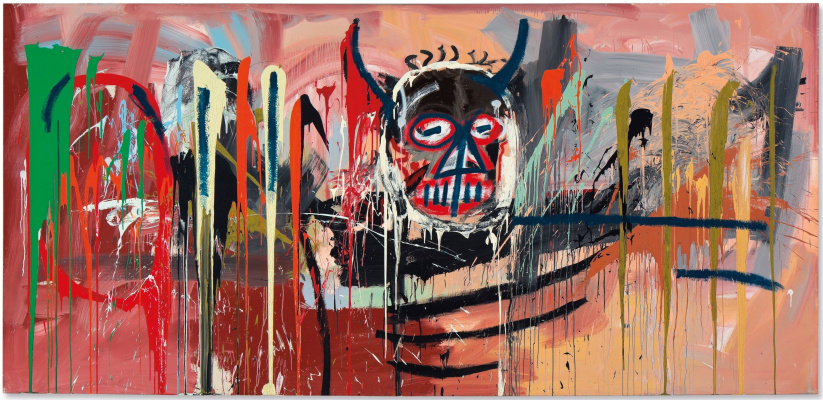 Jean-Michel Basquiat. Untitled