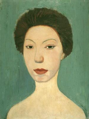 Marie Lorenzen. Автопортрет5