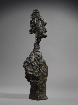 Alberto Giacometti. Bust Of Diego