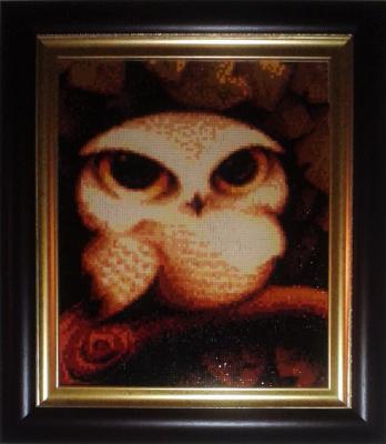 Zina Vladimirovna Parisva. Owl