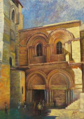 Alexey Chernov. Church of the Holy Sepulcher
