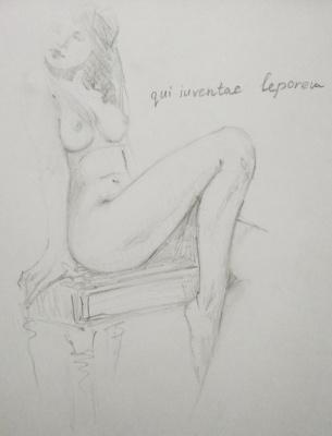 Rina Vladimirskaya. Grace Sensuality Series # 10
