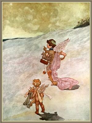 Чарльз Робинсон. Зима