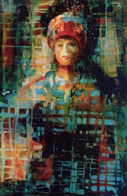 Дуанн Локати. Женский портрет
