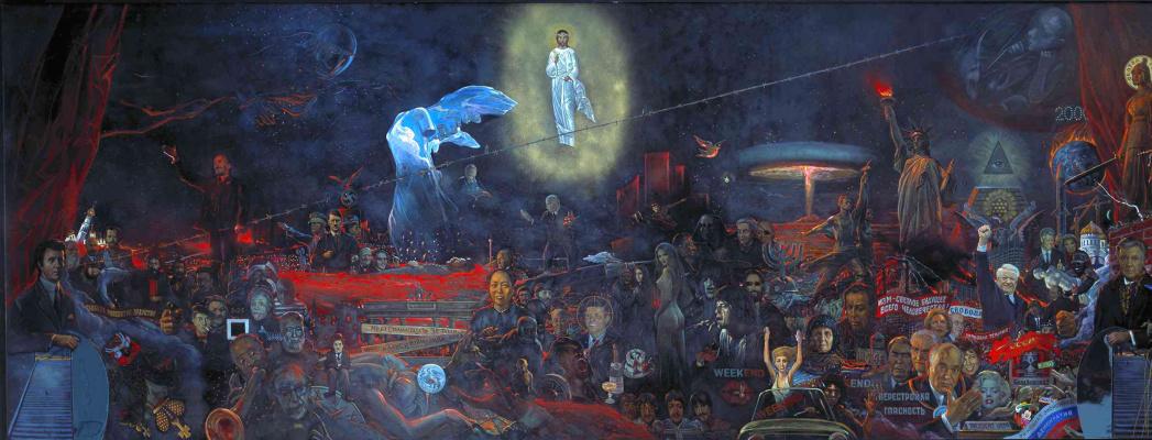 Ilya Sergeevich Glazunov. The mystery of the XX century. 1999