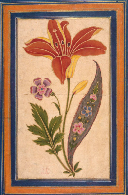 Мухаммад Махди. Цветы