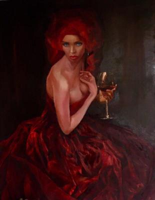 Алина Кузнецова. Красное Вино