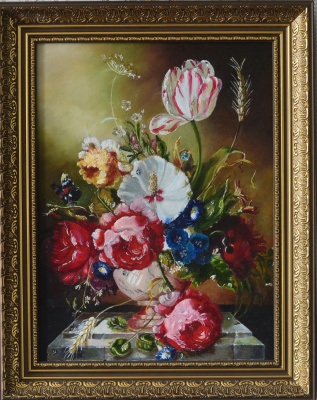Igor Dubenko. Flower still life (copy)