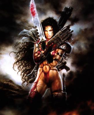 Джо Юско. Окровавленный меч