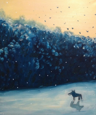 Olga Del. Winter's tale