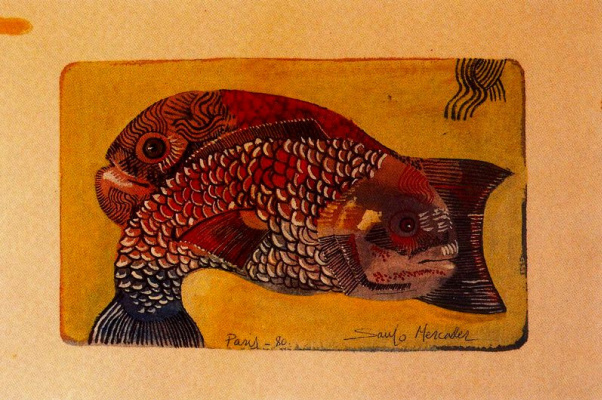 Сауло Меркадер. Рыбы