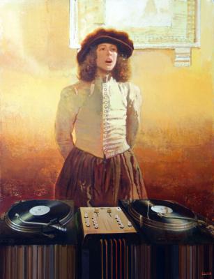 Igor Mikhailovich Gusev. Morning DJ