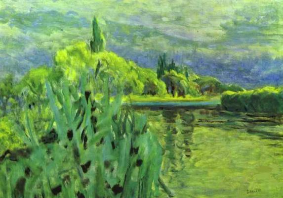Pierre Bonnard. Hay