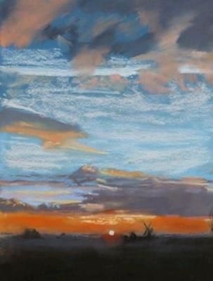 Кирон Уильямсон. Пейзаж