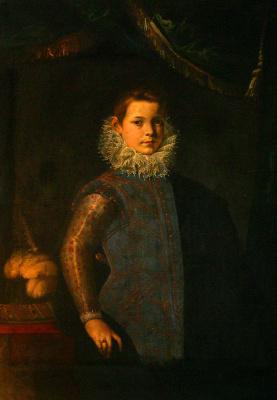 Тициан Вечеллио. Портрет Козимо де Медичи