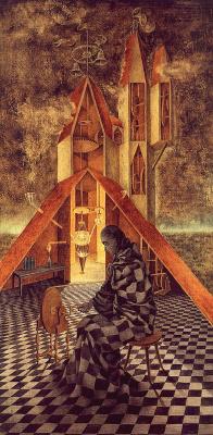 Ремедиос Варо. Alchemist