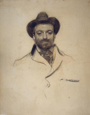 Ramon Casas i Carbó. José Maria Sert