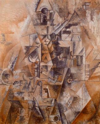 Pablo Picasso. Clarinet