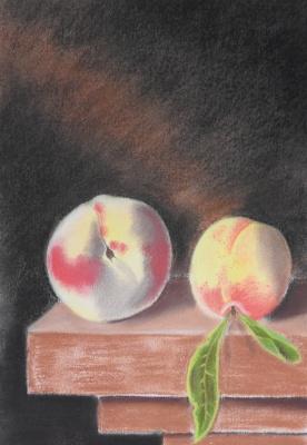 Olga Nadtochaeva. Peaches