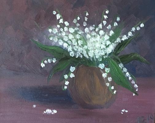 Natalia Vadimovna Obdalenkova. Lilies of the valley