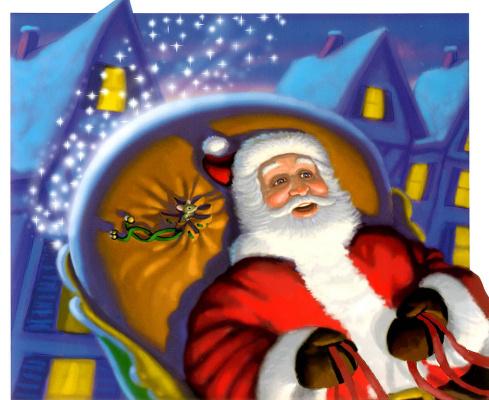 Майкл Гарленд. Мышь перед Рождеством 10