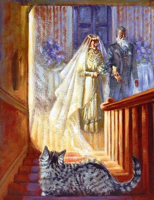 Джанет Уилсон. Бракосочетание