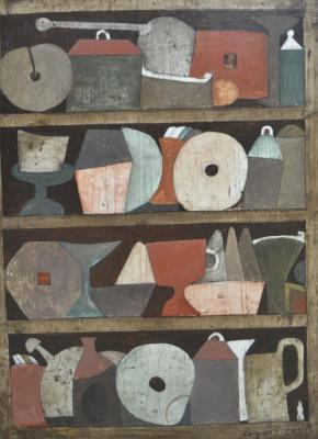 Eugene Georgievich Golubtsov. Shelves