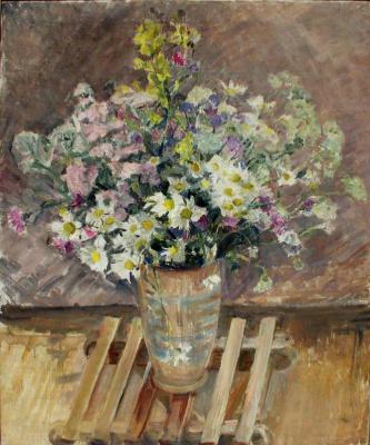 Мария Владимировна Ломакина. Wildflowers