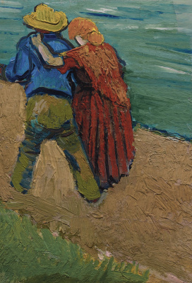Винсент Ван Гог. Двое влюбленных