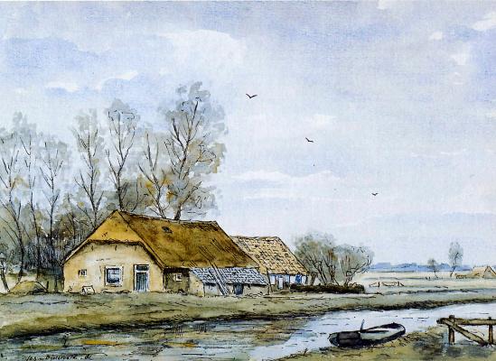 Ван Биджстервелд. Ферма Йохана