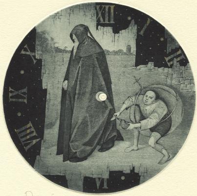 Konstantin Kalinovich. Bruegel's broken clock