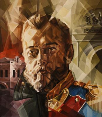 Vasily V. Krotkov. Renunciation. Post-kubofuturizm