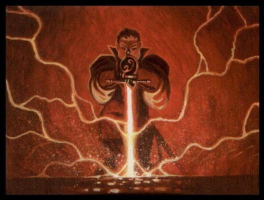 Уильям Оконнер. Огненный меч